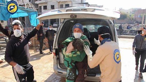 Mutmaßlicher Giftgasangriff: Russland präsentiert seine Version | tagesschau.de Das die Rebellen die Täter sind, ist mehr als wahrscheinlich! Assad als Gesprächspartner des Westens gilt es um jeden Preis zu verhindern.
