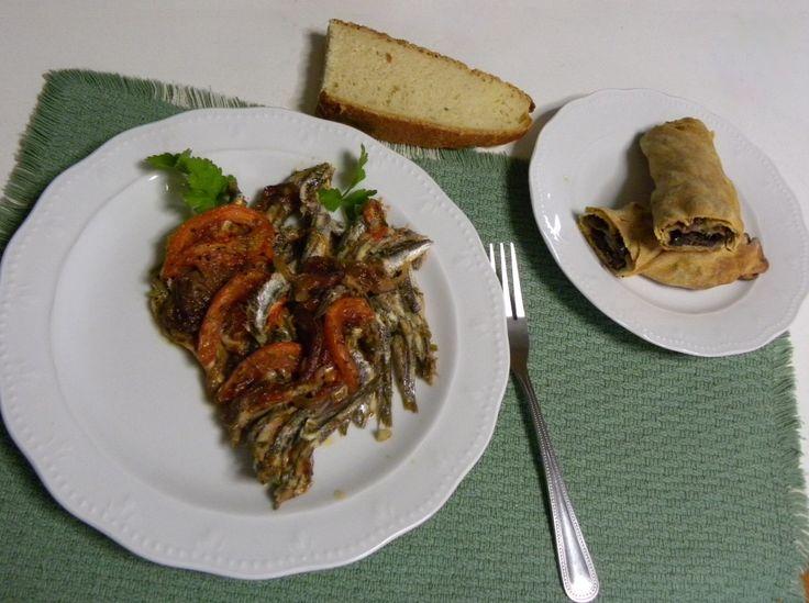 Γαύρος Πλακί στο φούρνο. Ο Φιλεταρισμένος Γαύρος όταν γίνεται πλακί στο φούρνο είναι ένα εξαιρετικά νόστιμο και υγιεινό φαγητό.