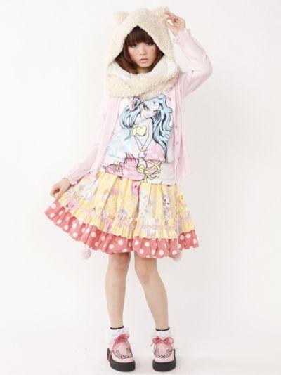 top kei kawaii fashion - photo #9