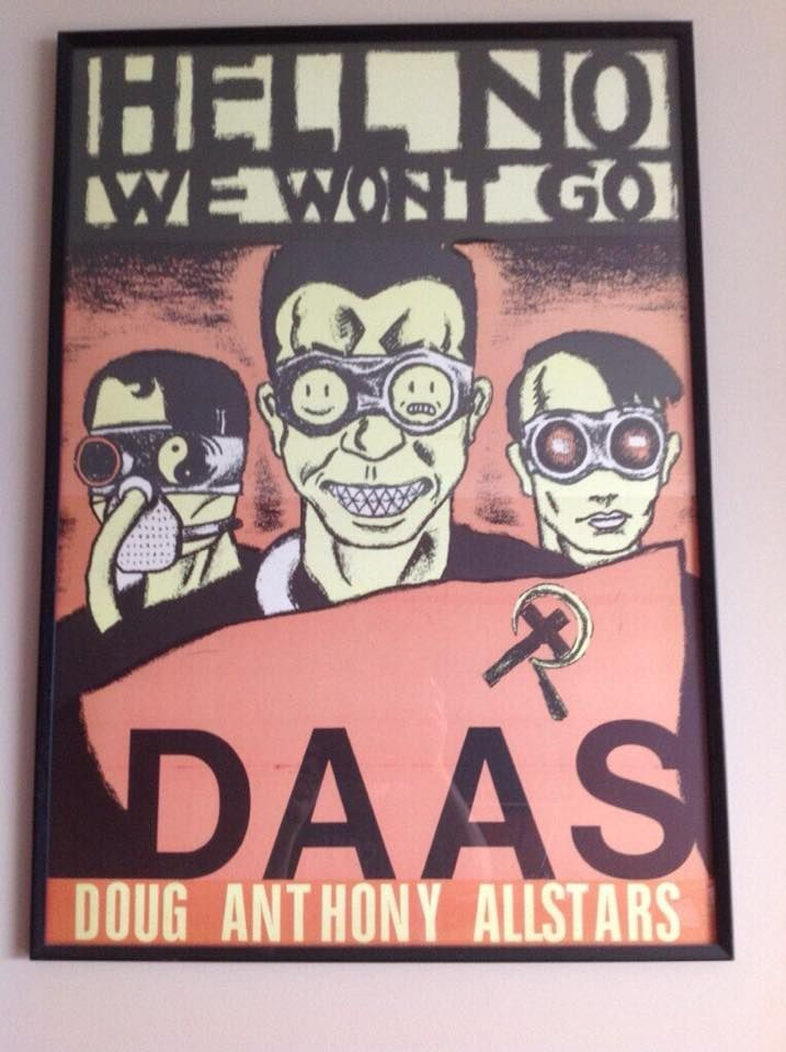 Mobile Uploads - Doug Anthony Allstars DAAS LIVE