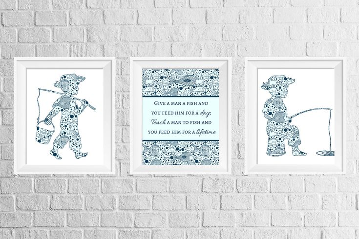 A personal favorite from my Etsy shop https://www.etsy.com/listing/532322830/boys-room-or-nursery-decor-print-set