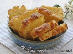 Pan de maiz - sin gluten