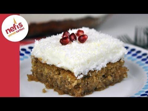 Kıbrıs Tatlısı Tarifi   Nefis Yemek Tarifleri - YouTube