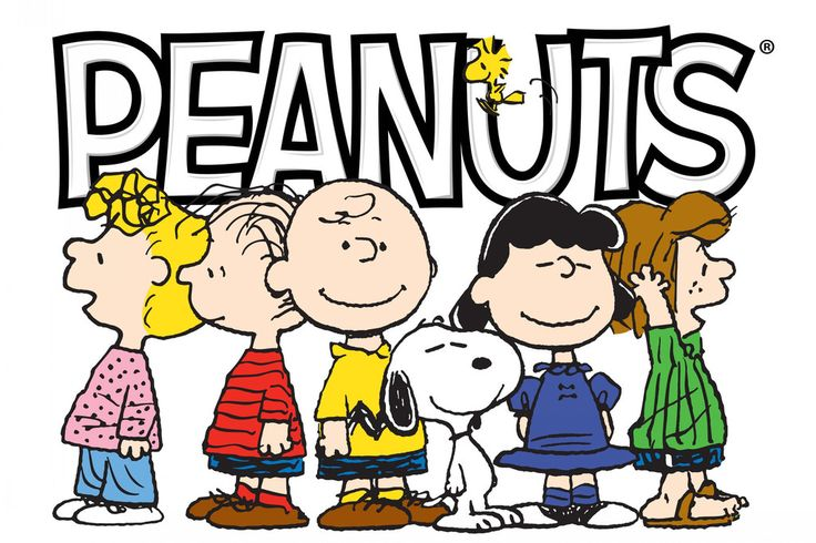 Description: The Peanuts gang is all here! This is the perfect art for a Peanuts collector. Showing all your favorite Peanuts characters and printed on canvas, this art would hang beautifully in a chi