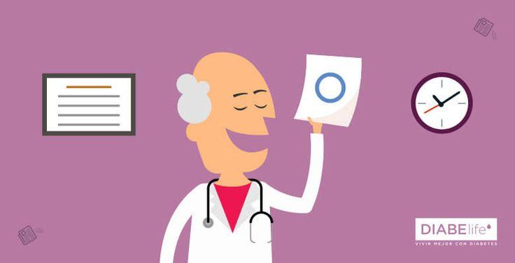 El diagnóstico de la diabetes puede servir para llevar una vida mas activa y seguir una dieta más sana.