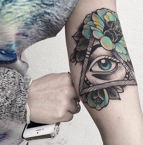 Illuminati Eye Tattoo Meaning 25+ best ideas about I...