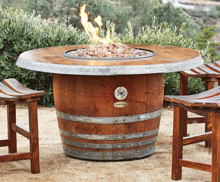 furniture made from wine barrels. 8 stunning uses for old wine barrels furniture made from pinterest