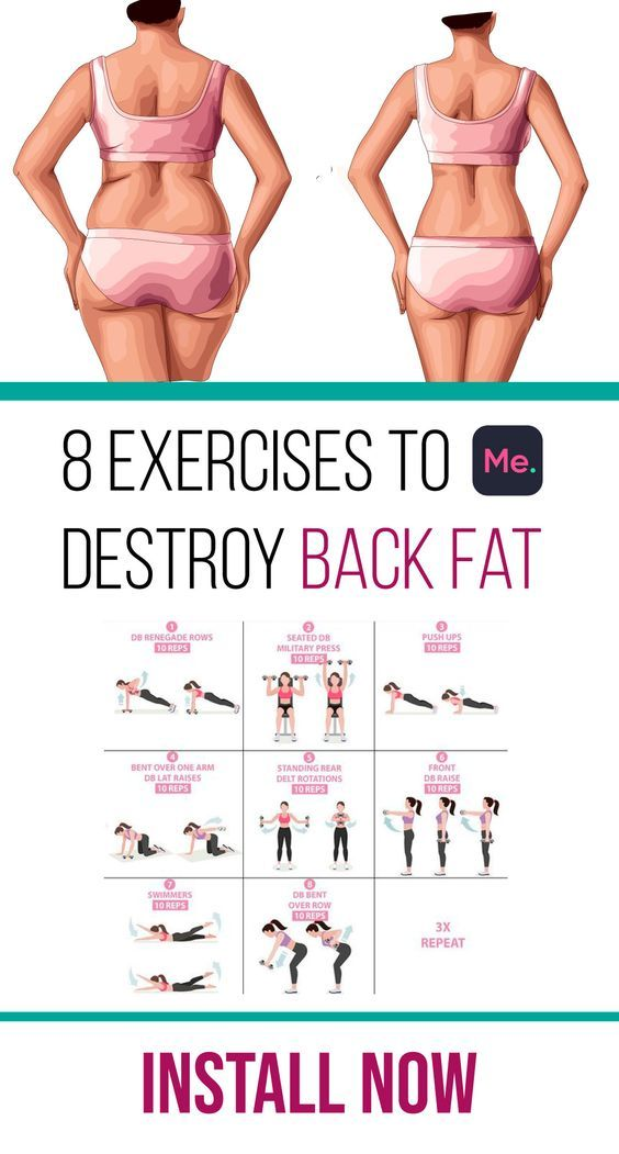 What Exercises Burn Breast Fat