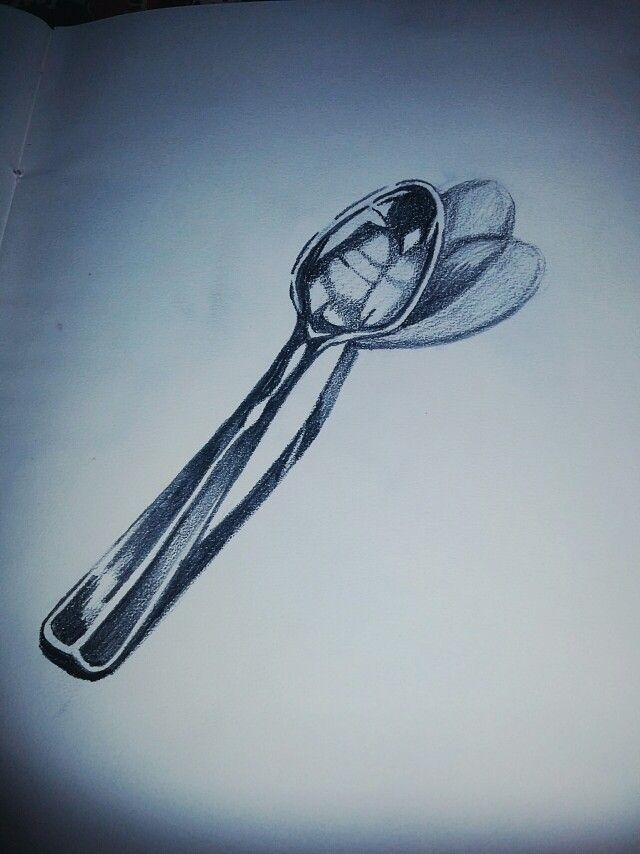 Spoon shading