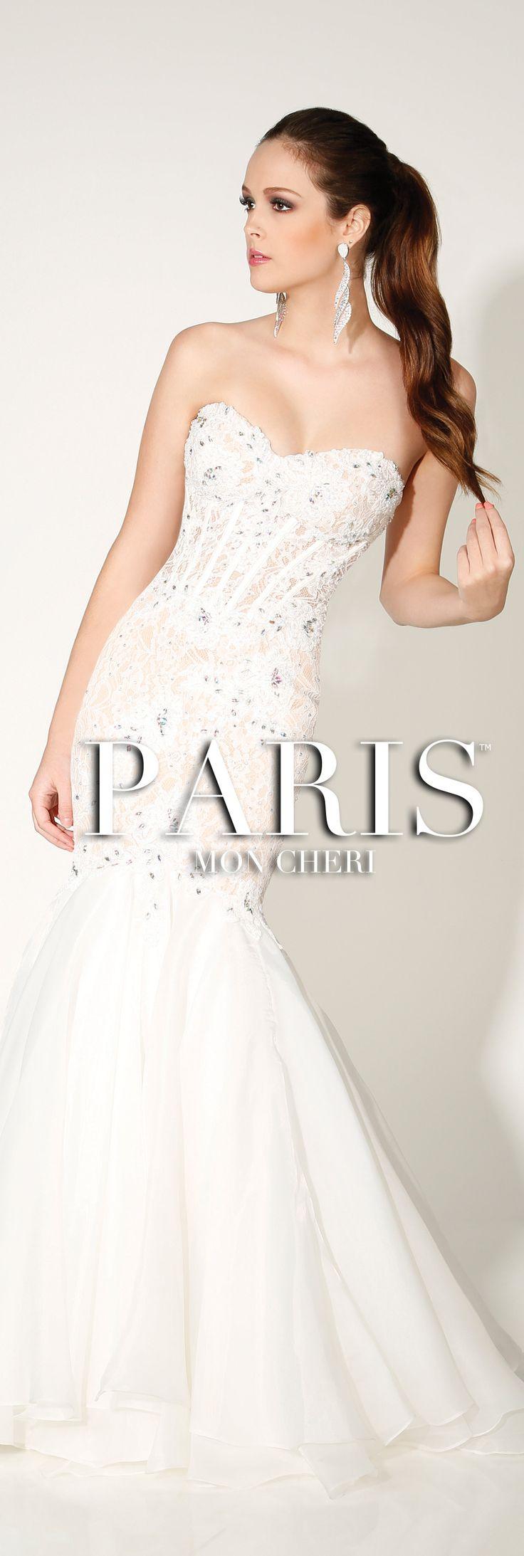Paris by Mon Cheri Spring 2016 - Style No. 116743 #promdresses