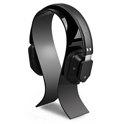 AmoVee Acrylic Headphone Stand - Black AmoVee https://www.amazon.com/dp/B00SGW9QLS/ref=cm_sw_r_pi_dp_x_2gwxybQ6CRE8N