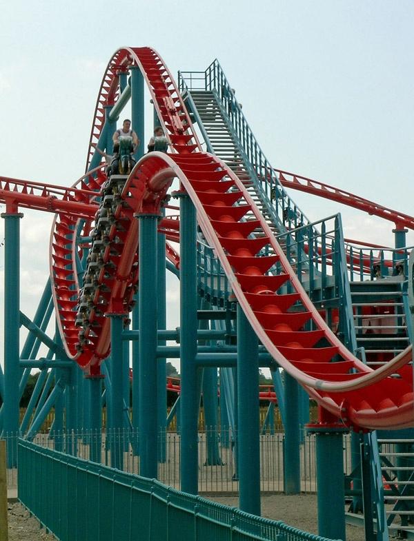 18 best Roller coasters images on Pinterest | Roller ...