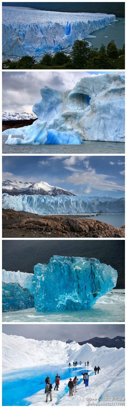 Parque Nacional Los Glaciares, Patagonia.