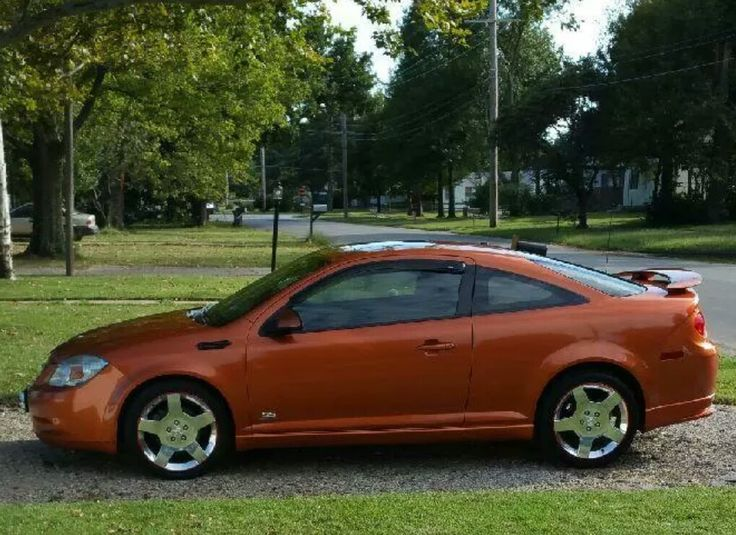 Chevrolet #Cobalt SS | love the color