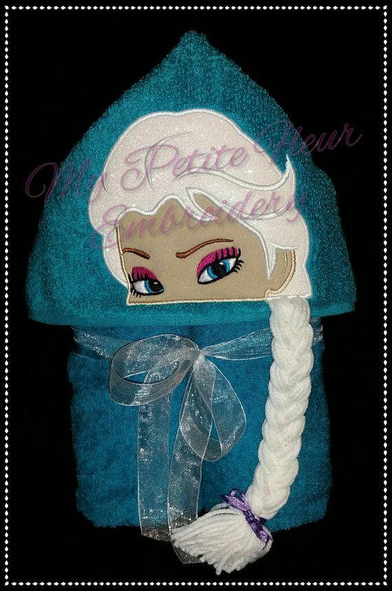 5x7 Ice Girl Design
