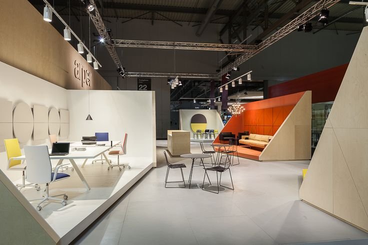 Arper milano salone del mobile 2015 work place 3 0 for Ufficio design milano