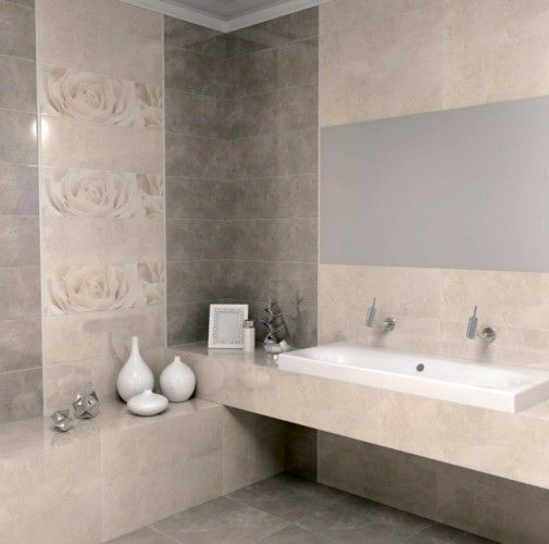 Плитка для ванной Коллекция Розовый Город Kerama Marazzi