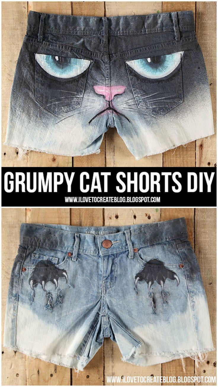 DIY | Tumblr | Fashion DIY Ideas | Pinterest