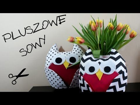 ★ Pluszowe Sowy ★ - YouTube