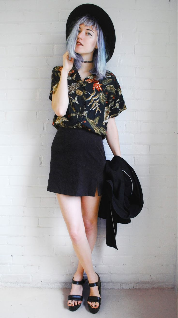 20 grunge outfit ideas for may grunge pinterest