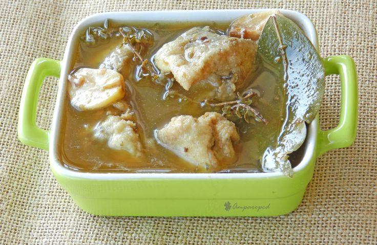"""Esta receta la vi en el blog de Ruqui """"Cocina sana y fácil"""" , mi paisana, y enseguida me pareció que era una buena idea para prepara..."""
