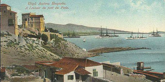 25 amazing photographs from Piraeus of another era | different