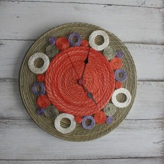Bringing that natural look to your décor, brighten up your home with these fun clocks by Tintsaba.  Hand woven from sisal and native grasses by the remarkable women of Tintsaba in Swaziland.