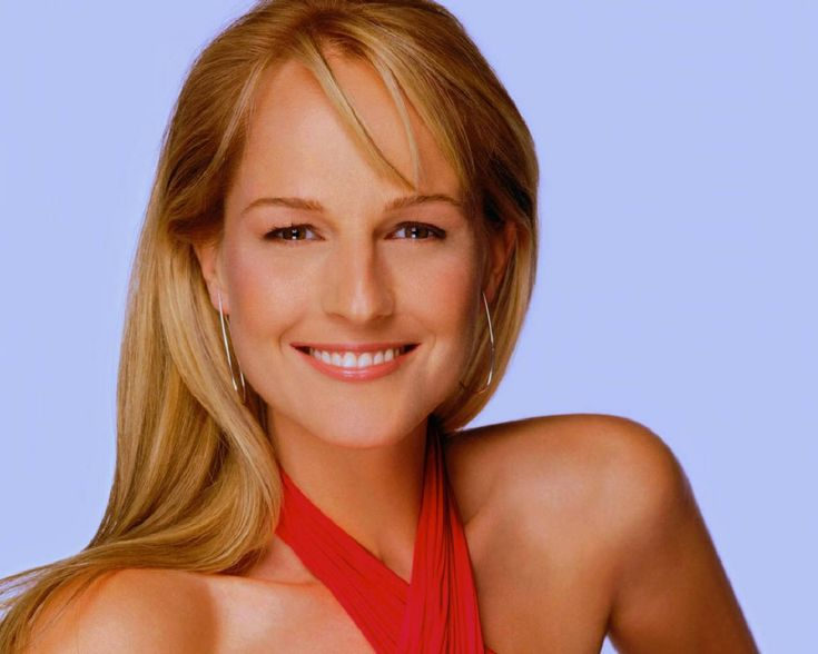 Helen Hunt is the right age and close in appearance.