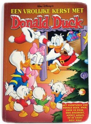 Walt Disney ~ Een vrolijke kerst met Donald Duck (No. 13). Op voorraad bij Sassafrass Store voor € 1,95