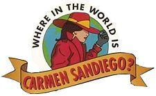 Where in the US is Carmen sandiego!
