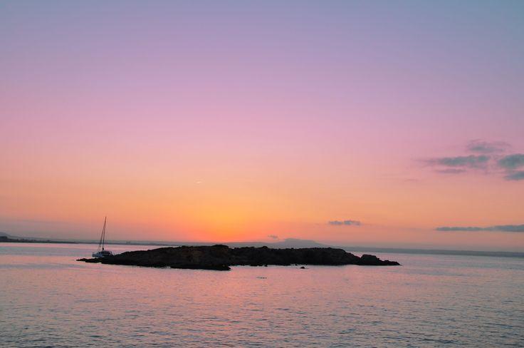 Mallorca, summer 2014, sunrise