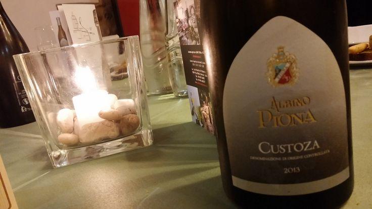#Custoza #DOC #Albino #Piona alla cena del #Broccoletto di #Custoza al #Ristorante #Antico Ristoro