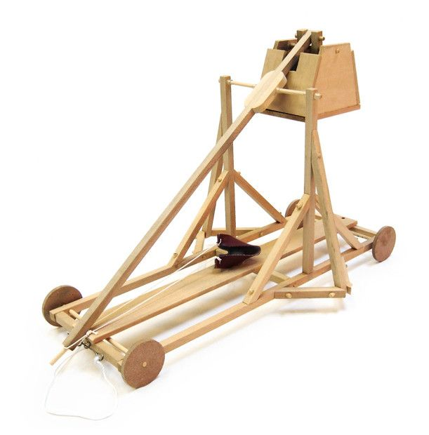1000 images about trebuchet catapults wood toys on pinterest toys engineers and catapult. Black Bedroom Furniture Sets. Home Design Ideas