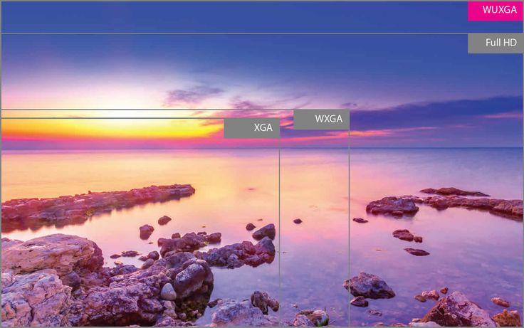 Optoma ZU650 DLP WUXGA Professional Projector :: Optoma