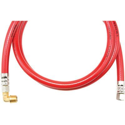 Certified Appliances 5' PVC Dishwasher Hose with Elbow