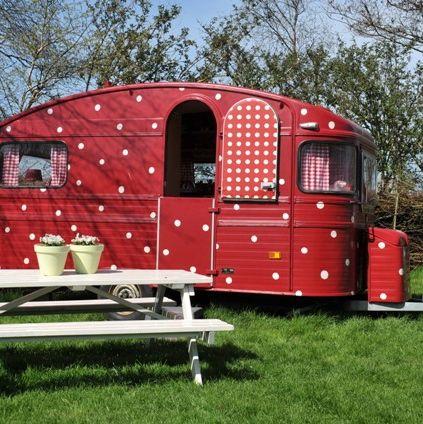 Caravans van camping 3Akers