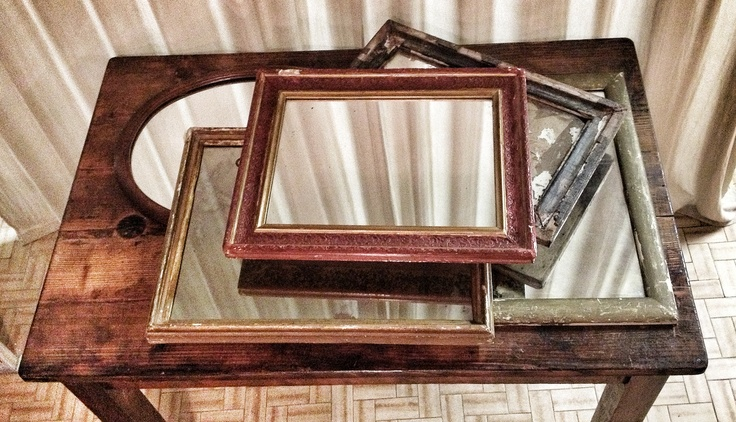 Vintage mirrors: Vintage Mirrors, Vintage Materials, Rent, Archive, Wall