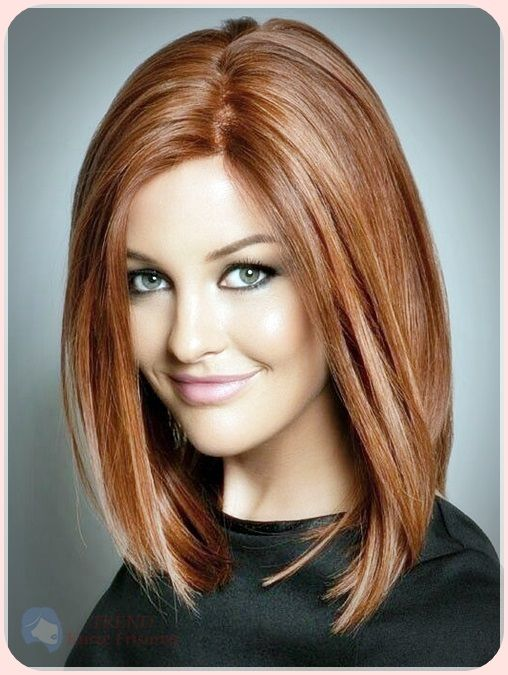 Mittellanges Haar 20118 Frisuren 2017 Pinterest Hair Hair