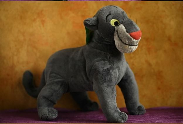 The Jungle Book - Bagheera - Plush Toy disney stuffed children gift #Unbranded