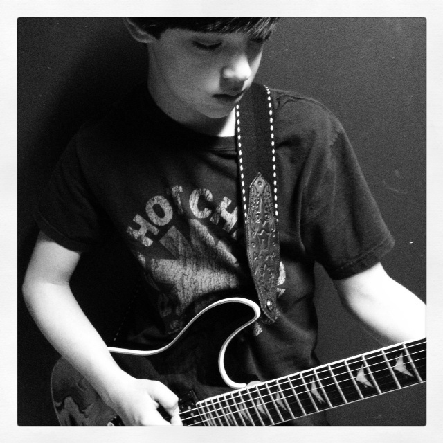 Jason #guitarlessons #schoolofrock #doylestown