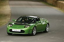 Tesla Roadster - Wikipedia, the free encyclopedia