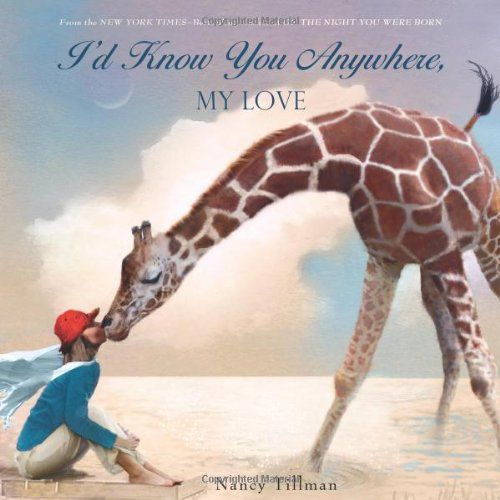 I'd Know You Anywhere, My Love by Nancy Tillman http://smile.amazon.com/dp/0312553684/ref=cm_sw_r_pi_dp_wHEJub0R195WP