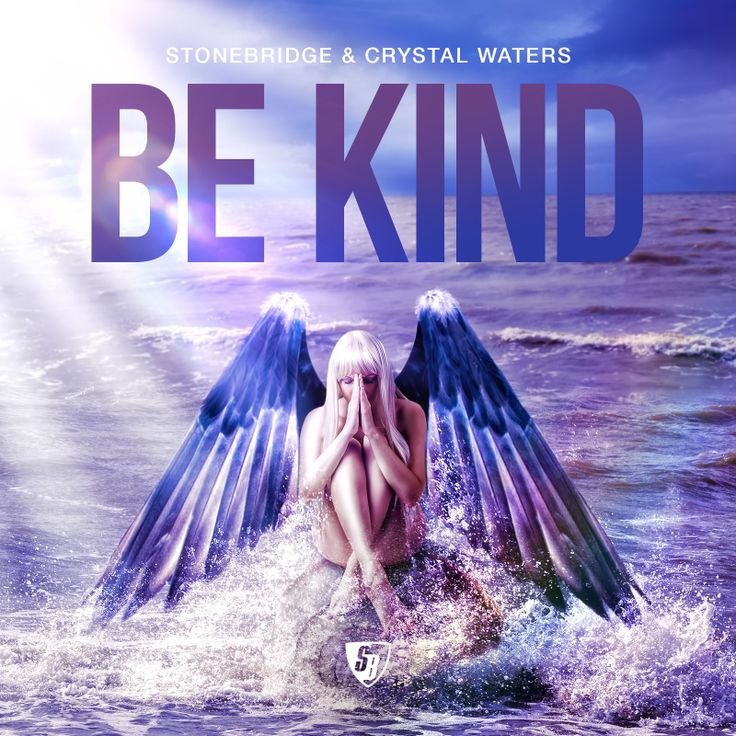 Out now in all stores: StoneBridge & Crystal Waters 'BE KIND'   Listen on Spotify: http://open.spotify.com/album/4Z8Hoa5E7mbJaNav8EDd4a Get on iTunes: https://itunes.apple.com/album/be-kind-ep/id887221952 Get it on Beatport: http://www.beatport.com/release/be-kind/1326040 Get the remixes on Beatport: http://www.beatport.com/release/be-kind-the-remixes/1326041