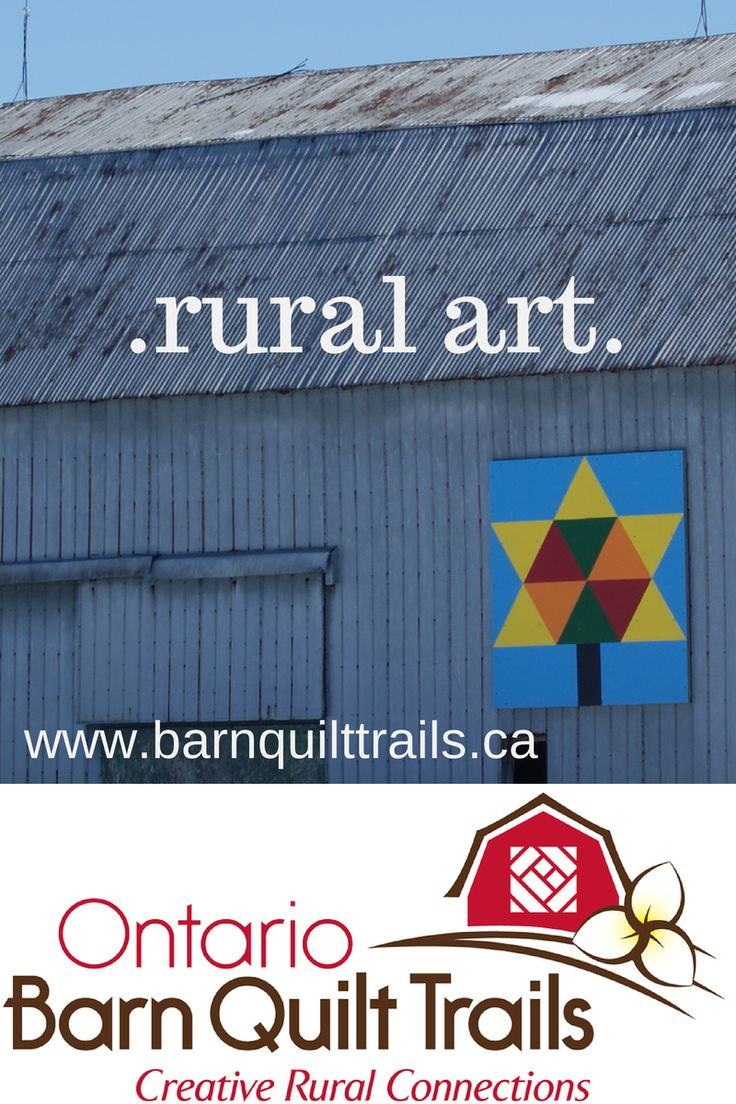 Welcome to the new and improved Ontario Barn Quilt Trails site. Come on in and have peak. Snoop around. Browse around. Leave a comment or suggestion. We'd sure be glad to hear from you.