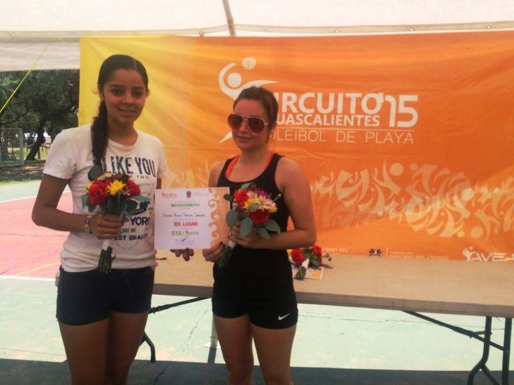 Llega a su fin el Circuito de Voleibol de Playa en Aguascalientes ~ Ags Sports