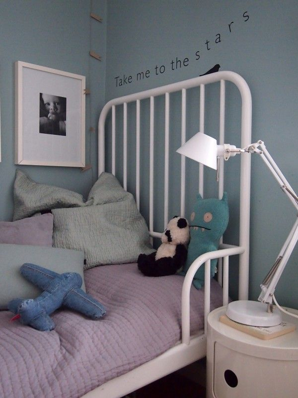 soft colors for kids room