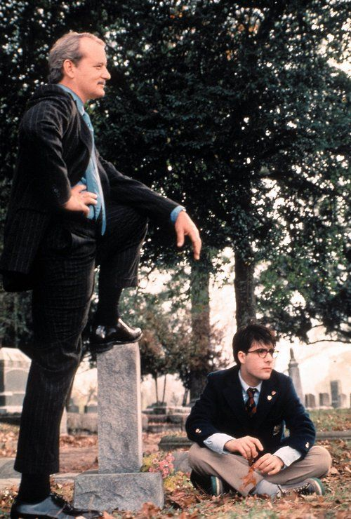 Rushmore. Love these two guys.