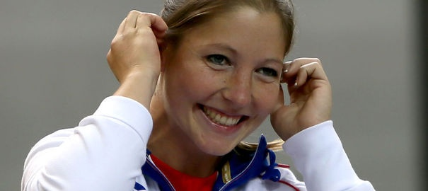 JO 2012: Céline Goberville, la première médaille pour ses premiers Jeux
