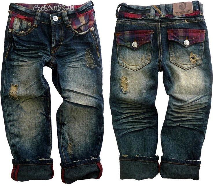 Norton Jeans, Rock Your Baby