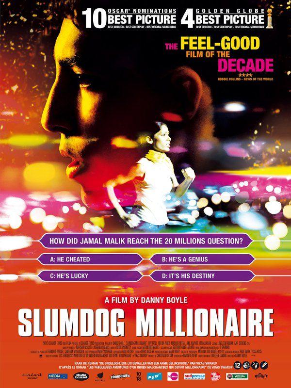 Slumdog Millionaire Cineart Regarder Film En Streaming Film